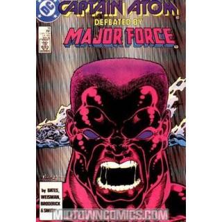 Captain Atom Vol 2 #15