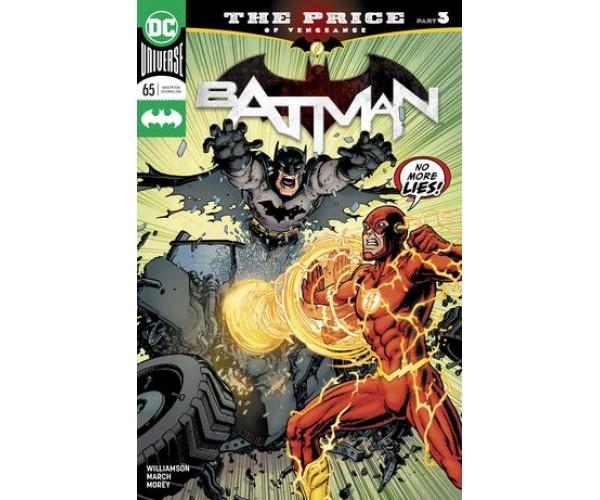 Batman Vol 3 #65 (Heroes In Crisis Tie-In)