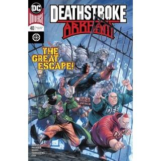Deathstroke Vol 4 #40