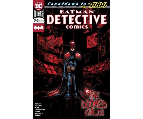 Detective Comics Vol 2 #999