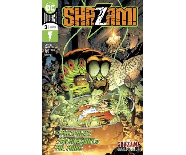 SHAZAM Vol 2 #3