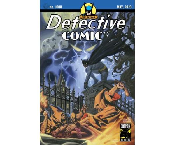 Detective Comics Vol 2 #1000 Cover B 1930s Cover