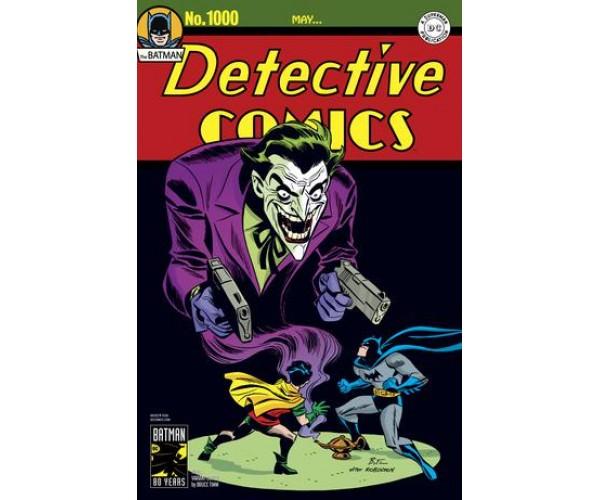 Detective Comics Vol 2 #1000 Cover C 1940s Cover