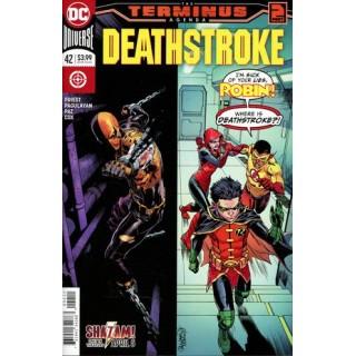 Deathstroke Vol 4 #42