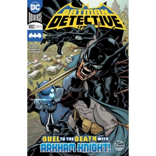 Detective Comics Vol 2 #1002
