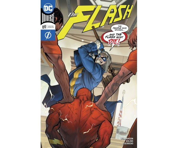 Flash Vol 5 #69