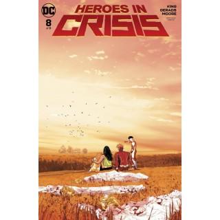 Heroes In Crisis #8