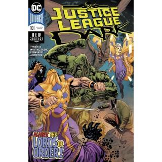 Justice League Dark Vol 2 #10