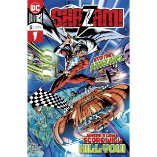 SHAZAM Vol 2 #5