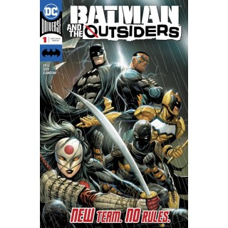 Batman And The Outsiders Vol 3 #1