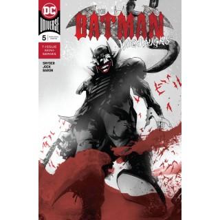 Batman Who Laughs #5 Cover A