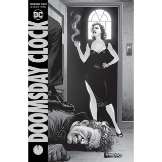 Doomsday Clock #10 Cover A