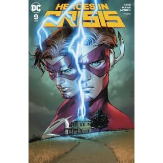 Heroes In Crisis #9