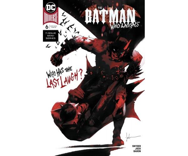 Batman Who Laughs #6 Cover A