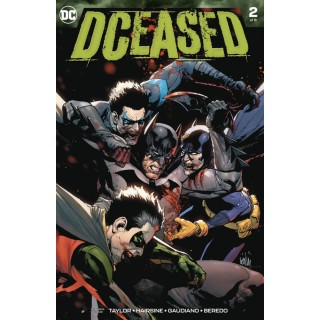DCeased #2 Cover A