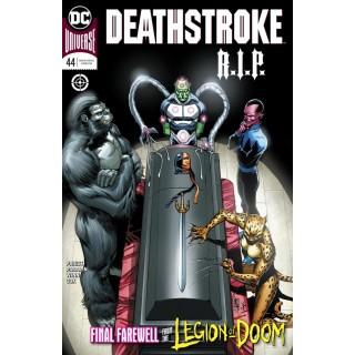 Deathstroke Vol 4 #44