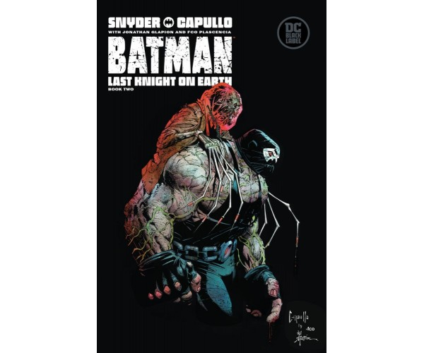 Batman Last Knight On Earth #2 Cover A
