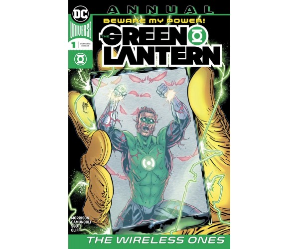 Green Lantern Vol 6 Annual #1