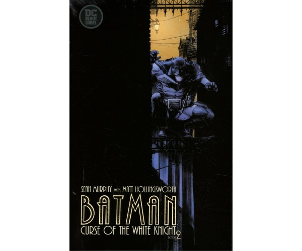 Batman Curse Of The White Knight #2 Cover B