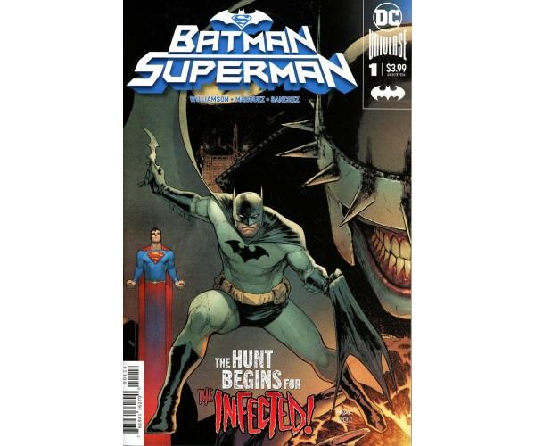 Batman Superman Vol 2 #1 Cover A