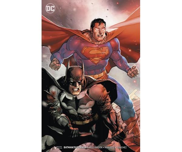 Batman Superman Vol 2 #1 Cover C