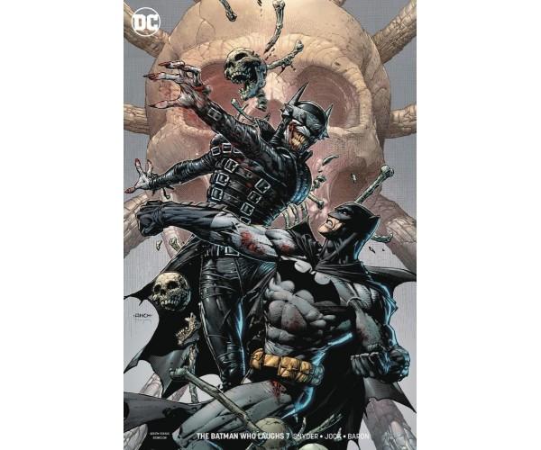 Batman Who Laughs #7 Cover B
