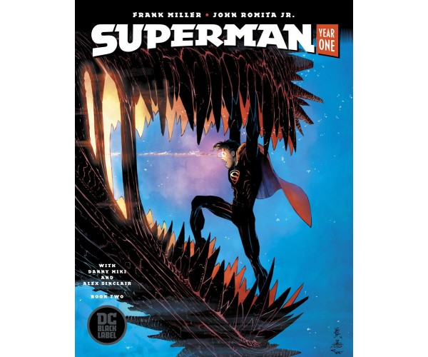 Superman Year One #2 Cover A