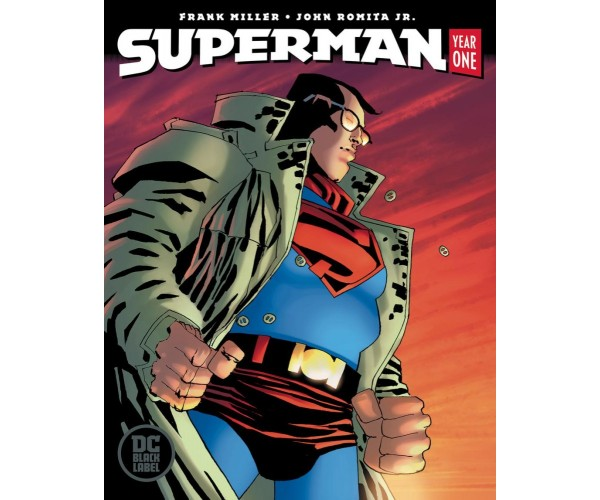 Superman Year One #2 Cover B