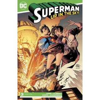 Superman Up In The Sky #3