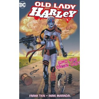 Old Lady Harley TP