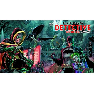 Detective Comics Vol 2 #1000 Cover A
