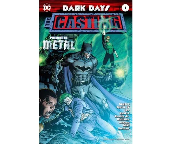 Dark Days The Casting #1