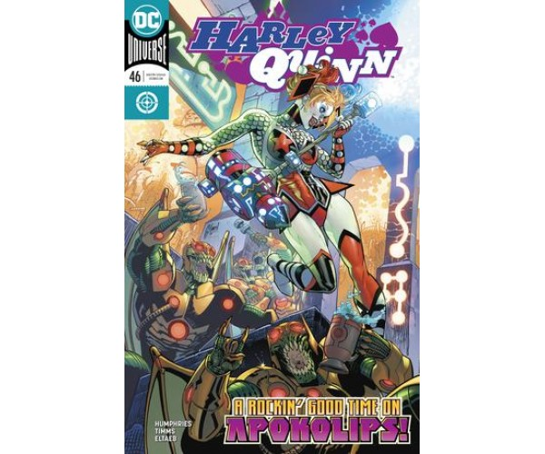 Harley Quinn #46