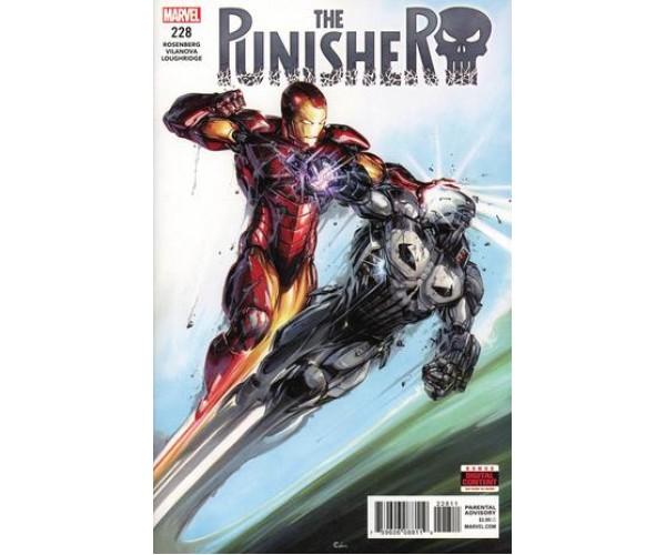 Punisher Vol 10 #228
