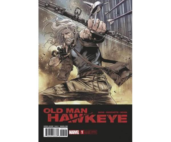Old Man Hawkeye #1