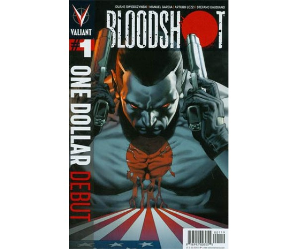 Bloodshot Vol 3 #1