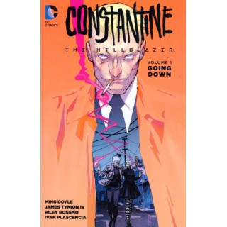 Constantine The Hellblazer Vol 1 Going Down TP