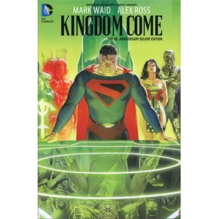 Kingdom Come 20th Anniversary Deluxe Edition HC