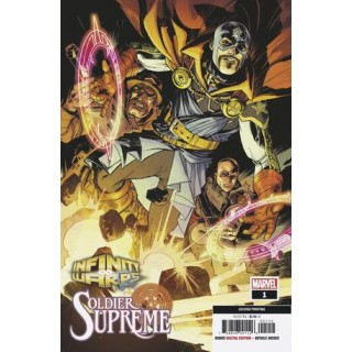 Infinity Wars Soldier Supreme #1