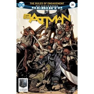 Batman Vol 3 #34