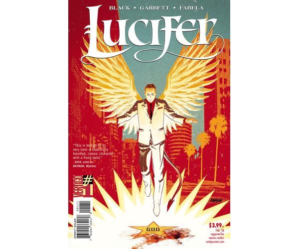 Lucifer Vol 2 #1