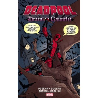 Deadpool Draculas Gauntlet TP
