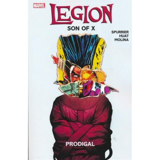 Legion Son Of X TP Vol 01 Prodigal