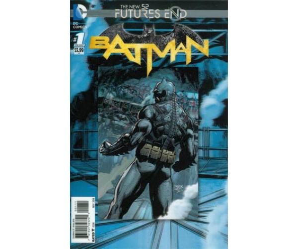 Batman Futures End #1 Cover A 3D Motion Cover