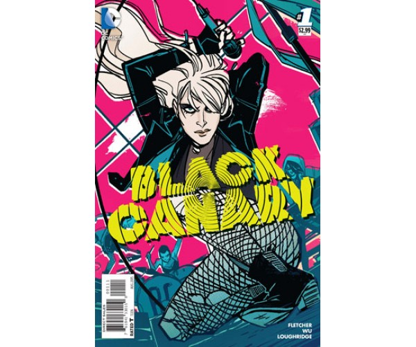 Black Canary Vol 4 #1