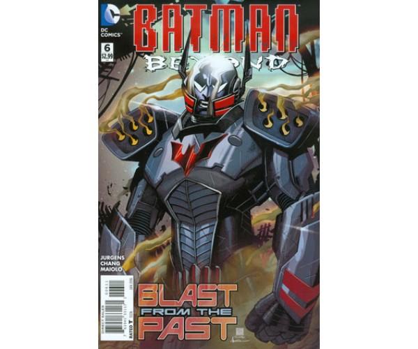Batman Beyond Vol 5 #6