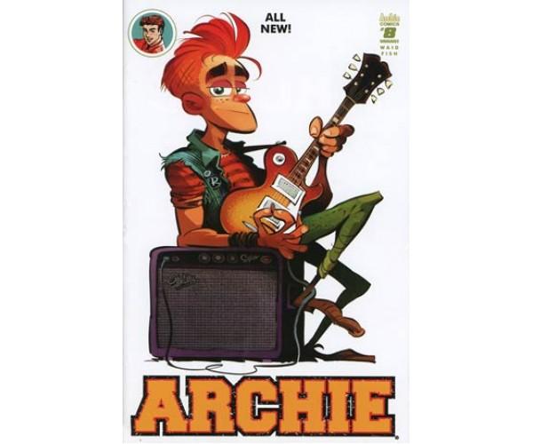 Archie Vol 2 #8
