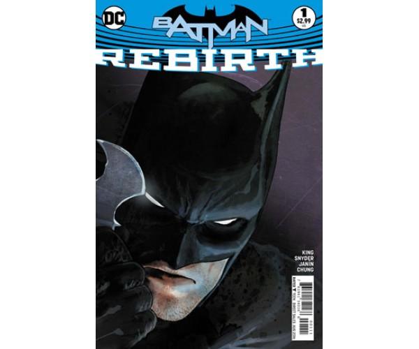 Batman Rebirth #1 Cover A 1st Ptg