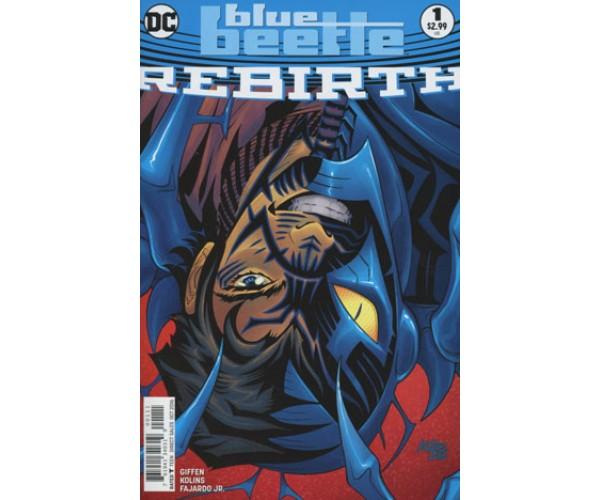 Blue Beetle Rebirth #1