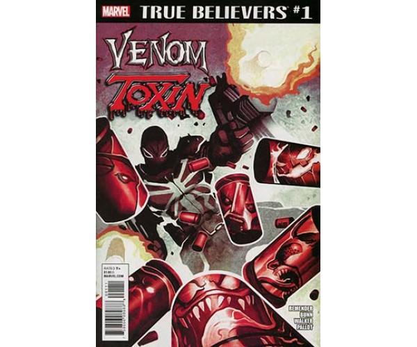 True Believers Venom Toxin #1